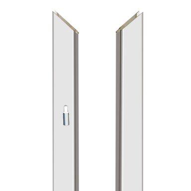 Baza lewa ościeżnicy regulowanej Grey 80 - 100 mm Artens
