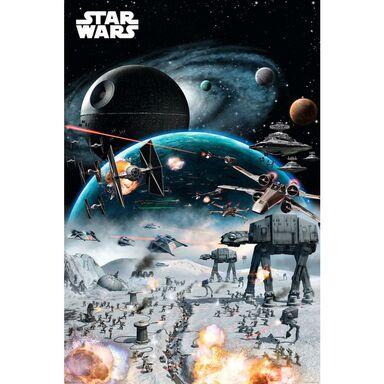 Plakat STAR WARS - BATTLE 61 x 91.5 cm
