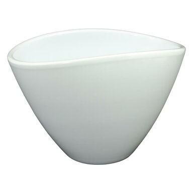 Osłonka ceramiczna 26 x 26 cm biała 40526/B CERMAX