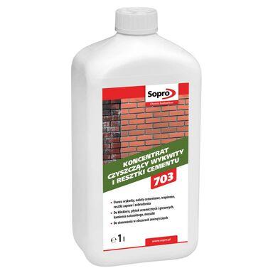 Środek czyszczący ZEA 703 SOPRO