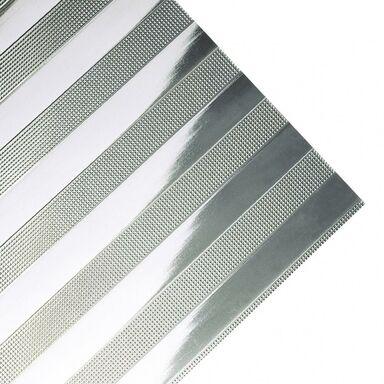 Szkło syntetyczne BERMUDA Przejrzyste 200 x 100 cm ROBELIT