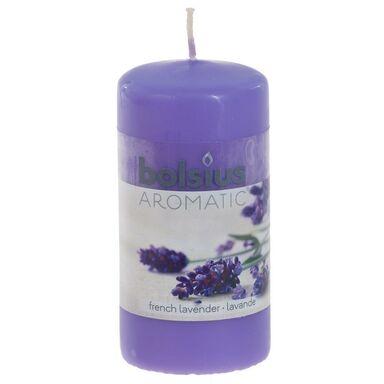 Świeca zapachowa AROMATIC  zapach: Lawendowy  BOLSIUS