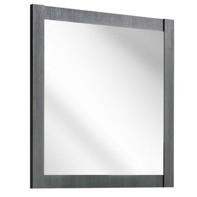 Lustro łazienkowe bez oświetlenia CLASSIC 80 X 80 GRAFIT