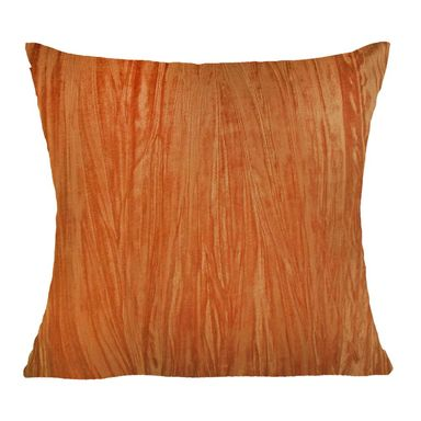 Poduszka Style pomarańczowa 45 x 45 cm