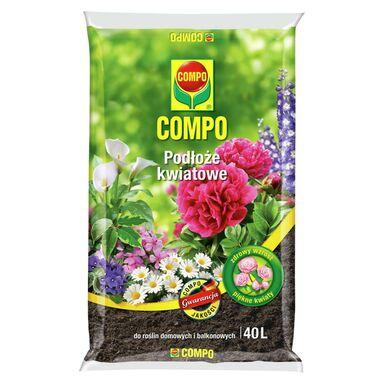 Podłoże kwiatowe 40 l COMPO