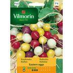 Rzodkiewka EASTERN EGGS nasiona tradycyjne 5 g VILMORIN
