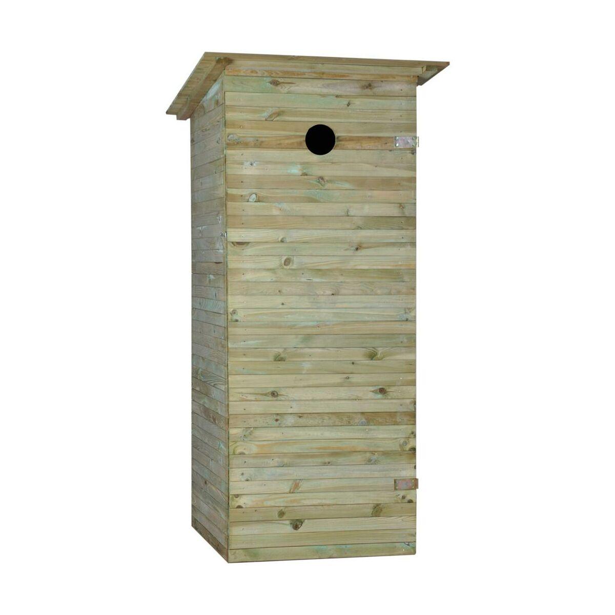 Rewelacyjny Toaleta 100 x 110 cm SOBEX - Domki ogrodowe i narzędziowe - w FK98