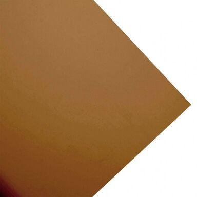 Szkło syntetyczne GŁADKIE Dymne 200 x 100 cm ROBELIT