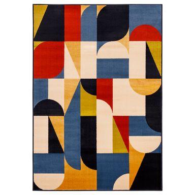 Dywan geometryczny Likost multikolor 120 x 160 cm
