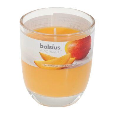 Świeca zapachowa AROMATIC  zapach: Mango  BOLSIUS