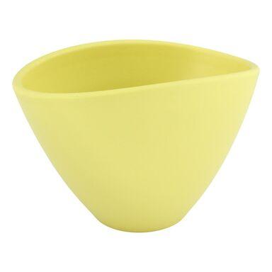Osłonka ceramiczna 26 x 26 cm żółta 40526/ŻM CERMAX