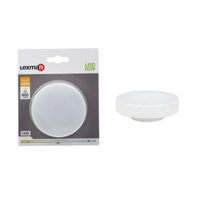 Żarówka LED GX53 5.7 W = 40 W 600 lm neutralna LEXMAN