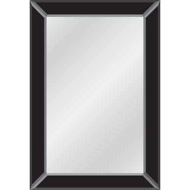 Lustro łazienkowe bez oświetlenia DOMINO 80 x 55 cm DUBIEL VITRUM