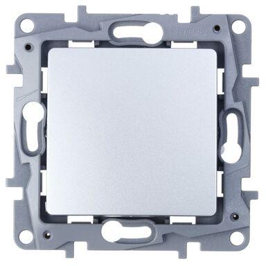 Przycisk uniwersalny NILOE  aluminium  LEGRAND