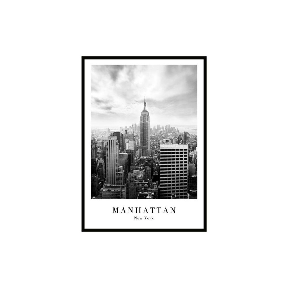 Obraz Manhattan 50 X 70 Cm Obrazy Kanwy W Atrakcyjnej Cenie W Sklepach Leroy Merlin