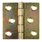 Zawias 43X70MM przykręcany ocynkowany