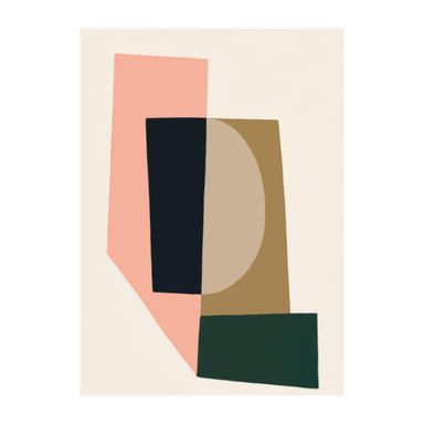 Kanwa GEOMETRIA 50 x 70 cm