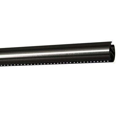 Profil szynowy MEDIOLAN 200 cm onyx 19 mm z podświetleniem LED
