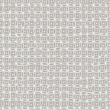 Podkładka na stół PATTY prostokątna 44 x 29 cm taupe beżowa