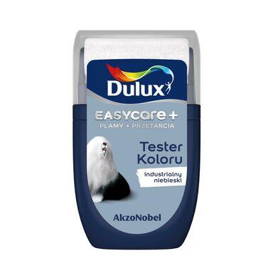 Tester farby Easycare+ 30 ml Industrial niebieski Dulux