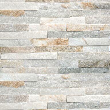 Kamień naturalny MERU Beżowy 40 x 10 cm ARTENS