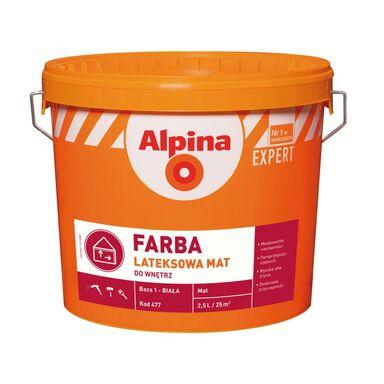 Baza do mieszalni farb FARBA LATEKSOWA 2.5 l ALPINA