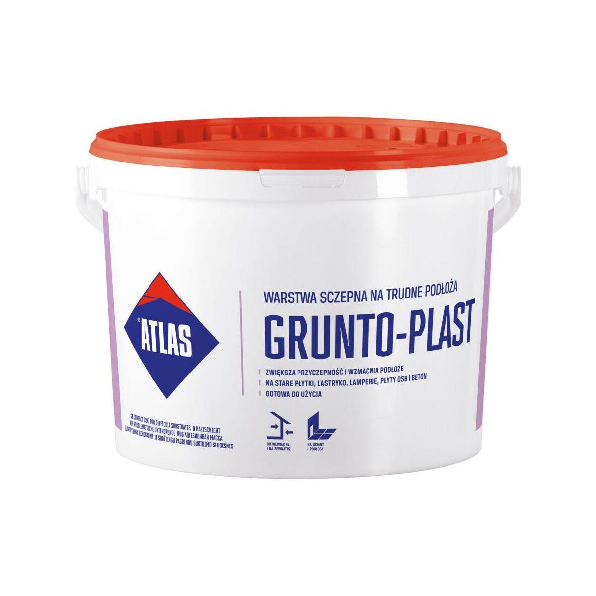 Grunt Szczepny Grunto Plast 2 Kg Atlas Grunty W Atrakcyjnej Cenie W Sklepach Leroy Merlin
