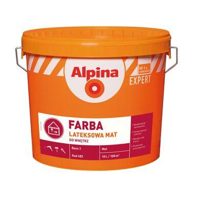 Baza do mieszalni farb FARBA LATEKSOWA 9.4 l ALPINA