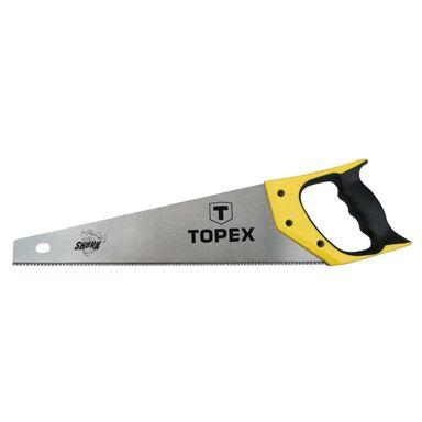 Piła płatnica Shark, 450 mm, 7 TPI 10A445 TOPEX