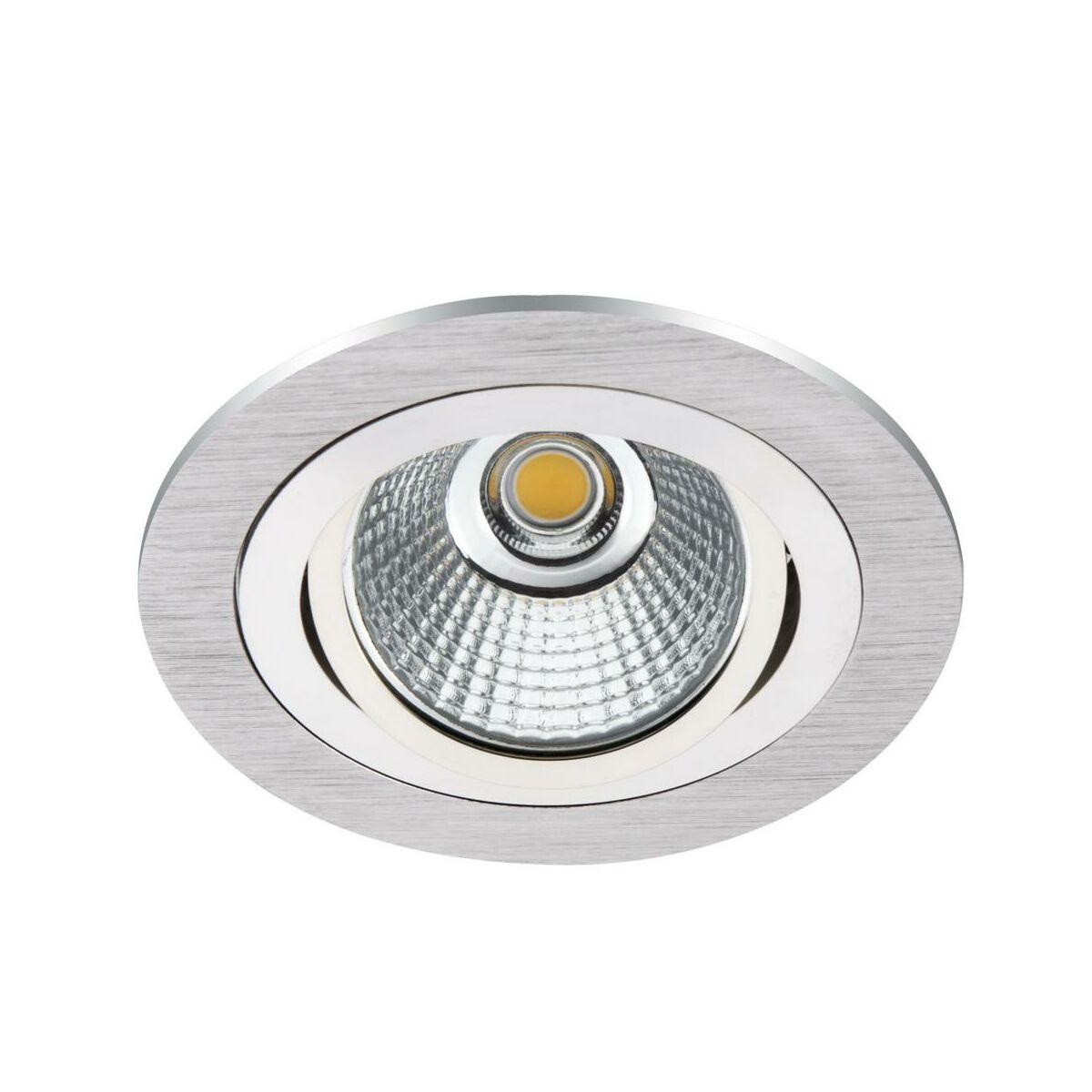 Downlight sonne ideal oprawy stropowe oczka w for Downlight leroy merlin