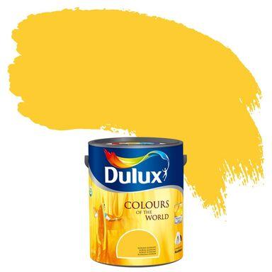Farba wewnętrzna KOLORY ŚWIATA 5 l Korzeń kurkumy DULUX
