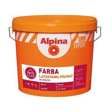 Baza do mieszalni farb FARBA LATEKSOWA 4.7 l ALPINA