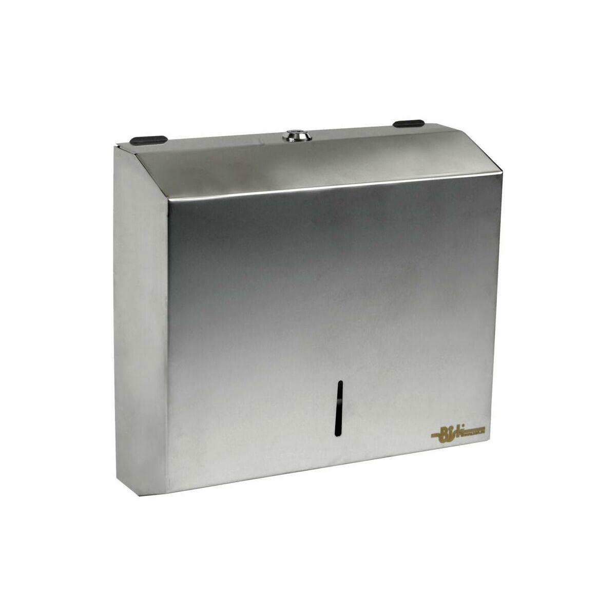 Podajnik Na Reczniki Papierowe Listkowy Pl S1 Bisk Akcesoria Hotelowe W Atrakcyjnej Cenie W Sklepach Leroy Merlin