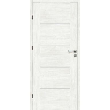 Skrzydło drzwiowe pokojowe Malibu Bianco 90 Lewe Artens