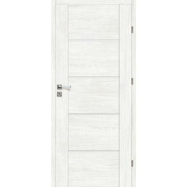 Skrzydło drzwiowe pokojowe Malibu Bianco 90 Prawe Artens