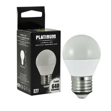 Żarówka LED E27 (230 V) 7 W 640 lm POLUX