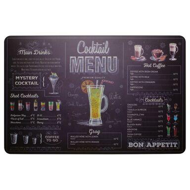 Podkładka na stół DRINK prostokątna 43 x 28 cm