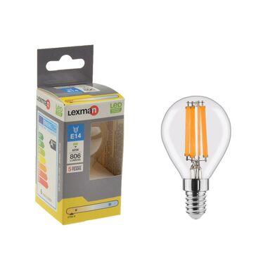 Żarówka LED E14 6 W = 60 W 806 lm Ciepła LEXMAN