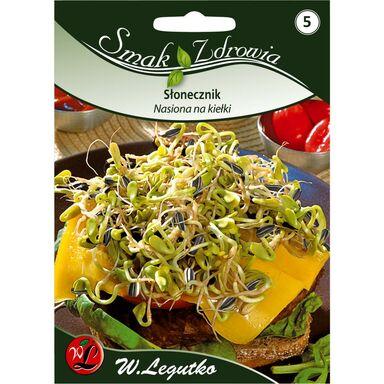 Słonecznik nasiona na kiełki 40 g W. LEGUTKO