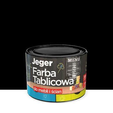 Farba tablicowa do mebli i ścian 0.33 l Czarna JEGER