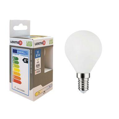 Żarówka LED E14 6.5 W = 60 W 806 lm Neutralna LEXMAN