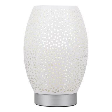 Lampka stołowa VENUS biało-srebrny E27 CANDELLUX