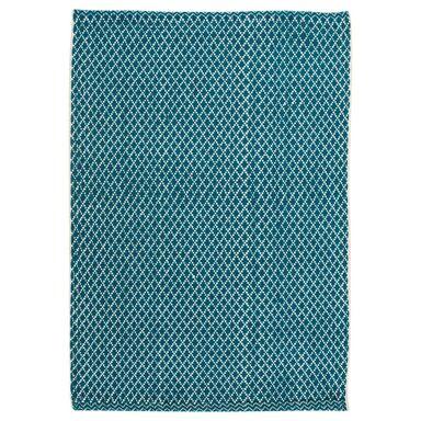 Dywan ADEL niebieski 65 x 110 cm wys. runa 5 mm INSPIRE