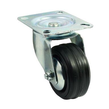 Zestaw jezdny z kołem 80 mm/80 kg