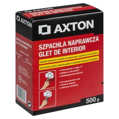 Szpachla naprawcza 0.5 kg AXTON