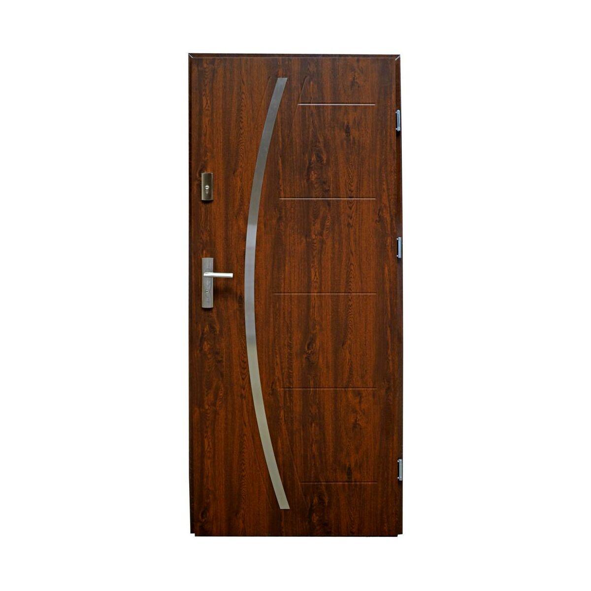 Drzwi wejściowe LINOX 90 Prawe