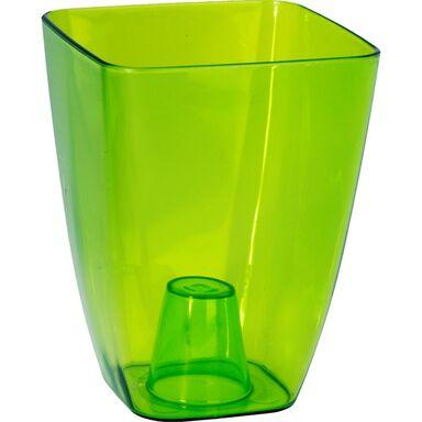 Osłonka plastikowa 13 x 13 cm zielona STORCZYK FORM-PLASTIC