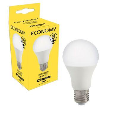 Żarówka LED E27 (230 V) 8 W 720 lm Ciepła biel