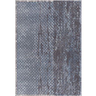 Dywan Trauns niebieski 160 x 230 cm