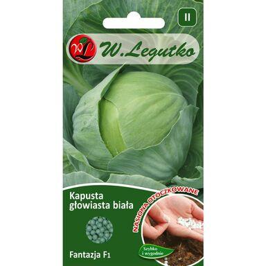 Nasiona warzyw FANTAZJA F1 Kapusta głowiasta biała W. LEGUTKO